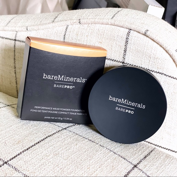 bareMinerals | Bare Pro Powder Foundation
